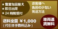 発送全国 1000円